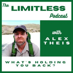 Limitless with Alex Theis Podcast Image