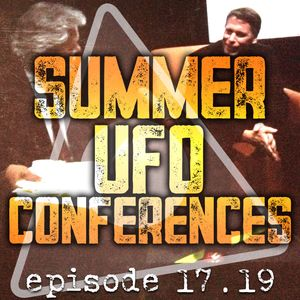 Summer UFO Conferences