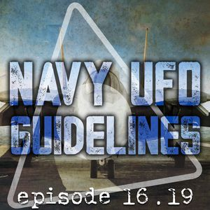 Navy UFO Guidelines