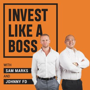Invest Like a Boss Podcast Image