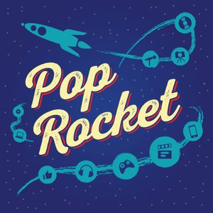 Pop Rocket Podcast Image
