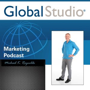 Global Studio Marketing Podcast Podcast Image