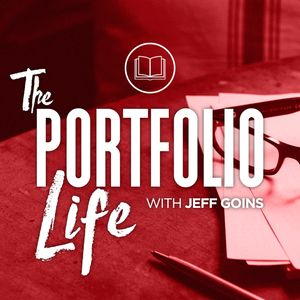 The Portfolio Life with Jeff Goins Podcast Image