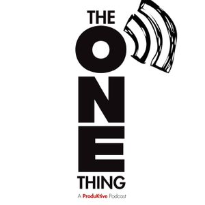 The ONE Thing Podcast Image