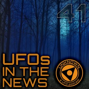 UFOs in the News
