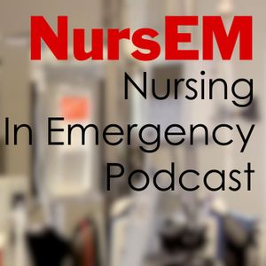 NursEM - Nursing in Emergency Podcast Image