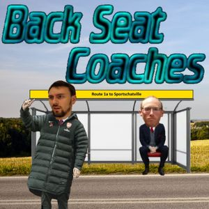 Back Seat Coaches Podcast Image