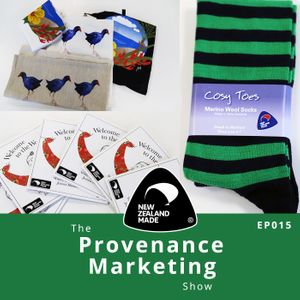 EP15 Merino socks, reusable tote bags and a new children's book