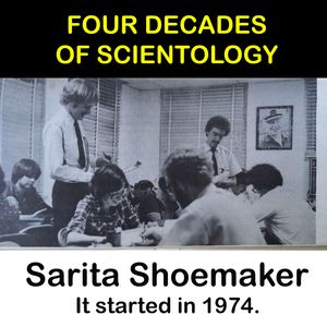 Four Decades In Scientology Podcast Image