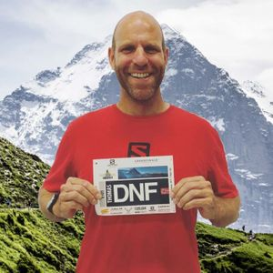 #65 - Thomas Stordalen | DNF @ Eiger Ultra Trail