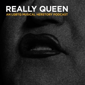Really Queen Radio Podcast Podcast Image