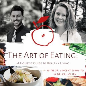 Art of Eating Podcast Image
