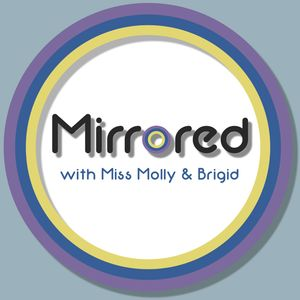 Mirrored Podcast Image