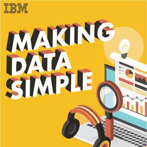 Making Data Simple Podcast Image