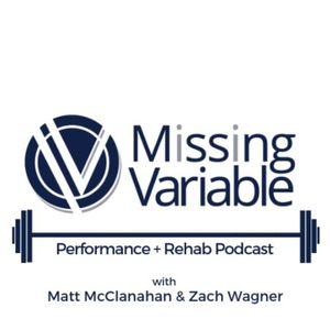 Missing Variable Podcast  Podcast Image