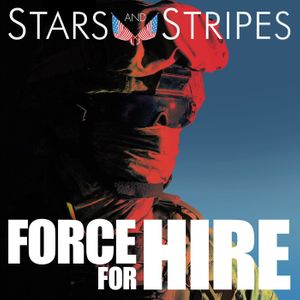 Force for Hire Podcast Image