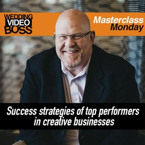 Success strategies of top performers in creative businesses with Gordon Firemark