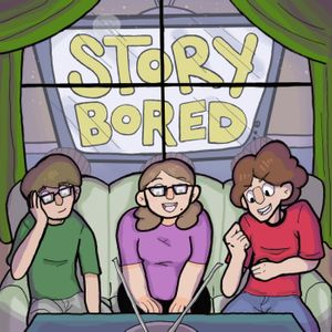 Story Bored Podcast Image