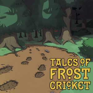 Tales of Frost Cricket Podcast Image