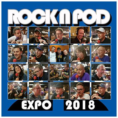 Live From The Nashville Rock n Pod Expo 8/25/18