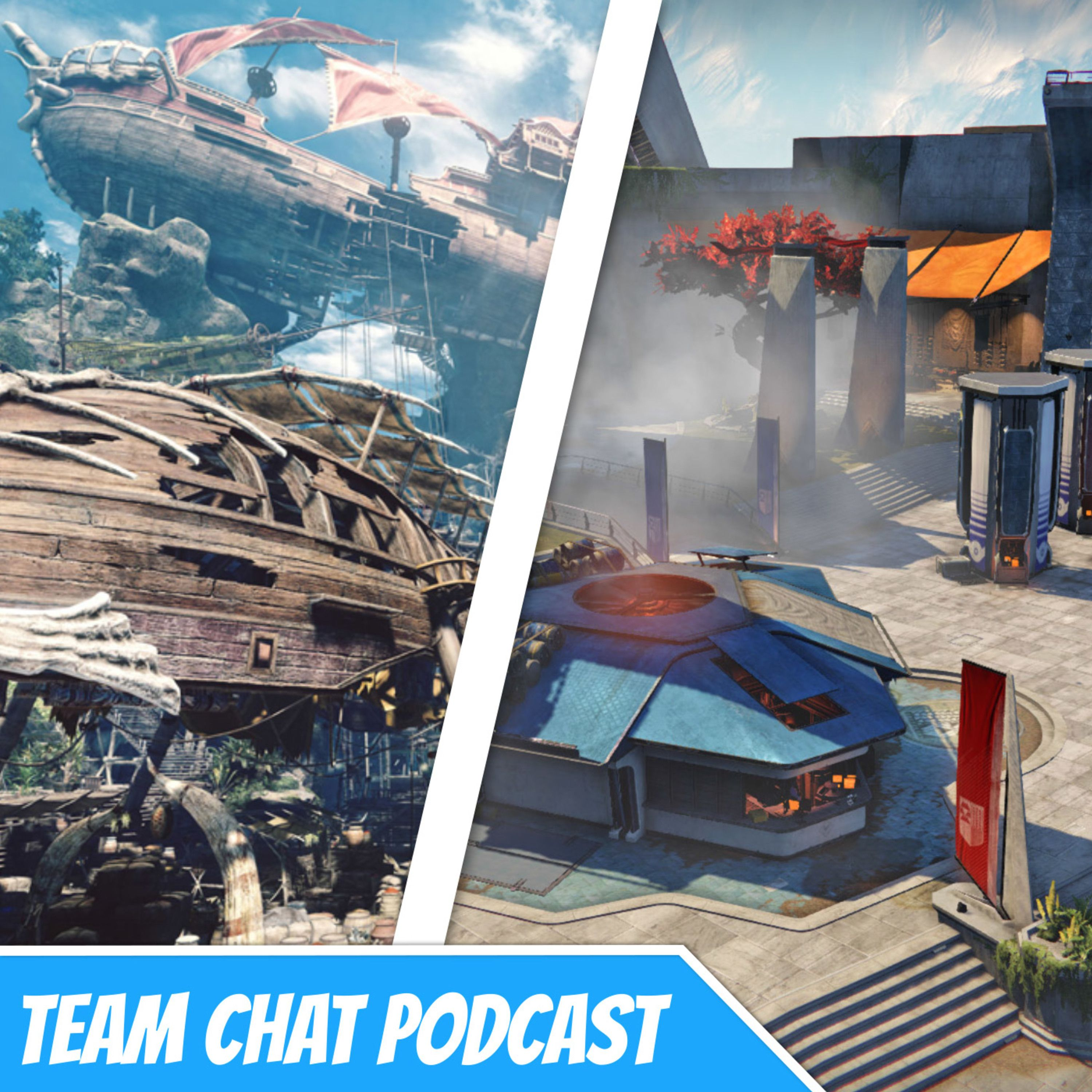 Favorite Video Game Hubs - Team Chat Podcast Ep. 146